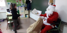 Santa Claus comes to School 22