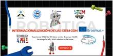 Internacionalización de las STEM con Erasmus +