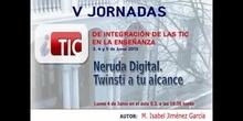 Neruda Digital. Twinsti a tu alcance