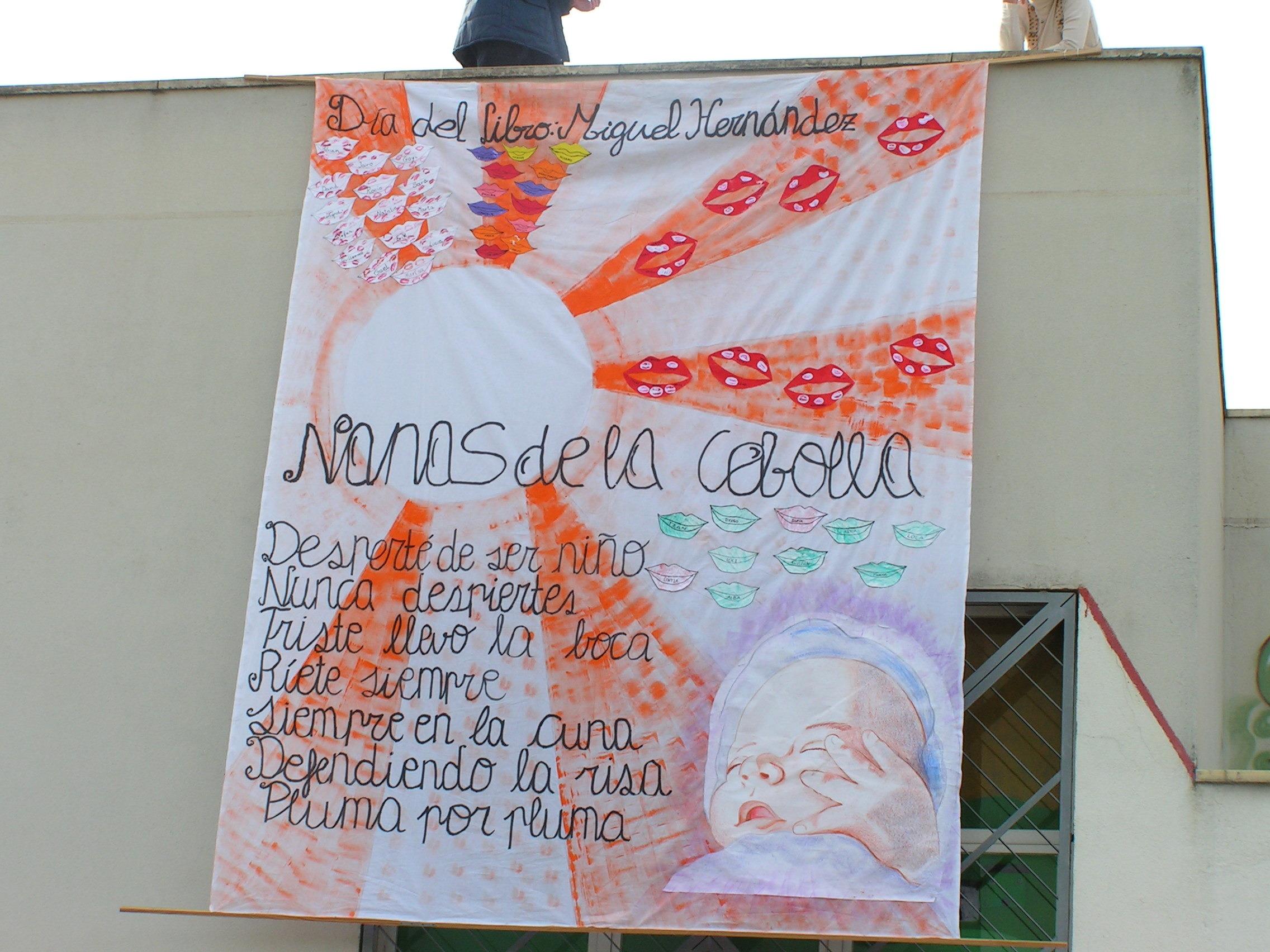 Pancartas del Día del Libro 7