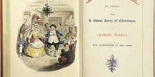 Presentación y lectura de fragmentos de Canción de Navidad de Dickens 4