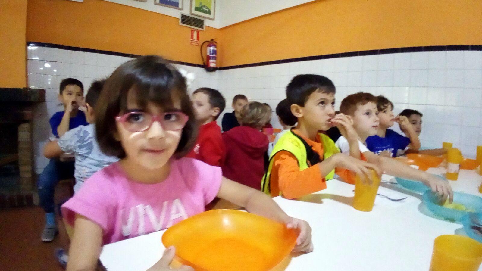 Granja Escuela 1º y 2º EP 2017-18 3