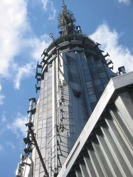Torre de comunicaciones en Nueva York