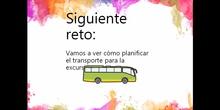 Planificamos el viaje en autobús