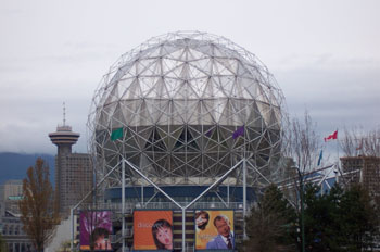 Science World Omnimax, Vancouver