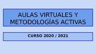 Aulas Virtuales y Metodologías Activas (Seminario)