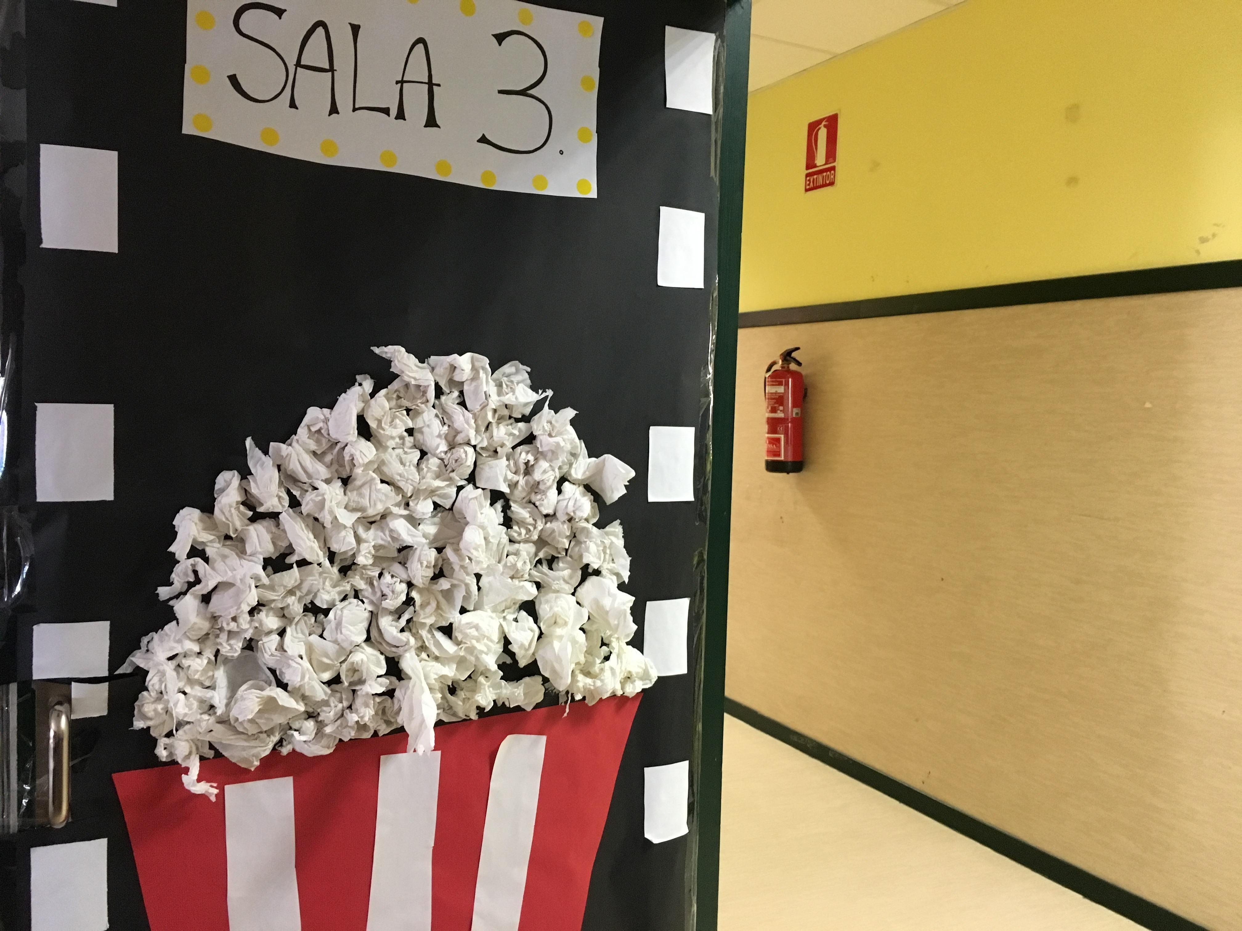 Proyecto El Cine 8