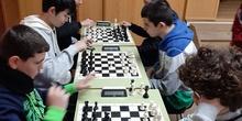 2º Torneo Ajedrez Intercentros Satafi 13