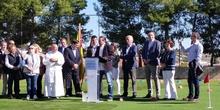 Discurso Inauguración Campo de golf de Brea