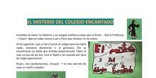CUENTOS. DÍA DEL LIBRO 2021
