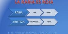 LA RABIA Y LA TRISTEZA