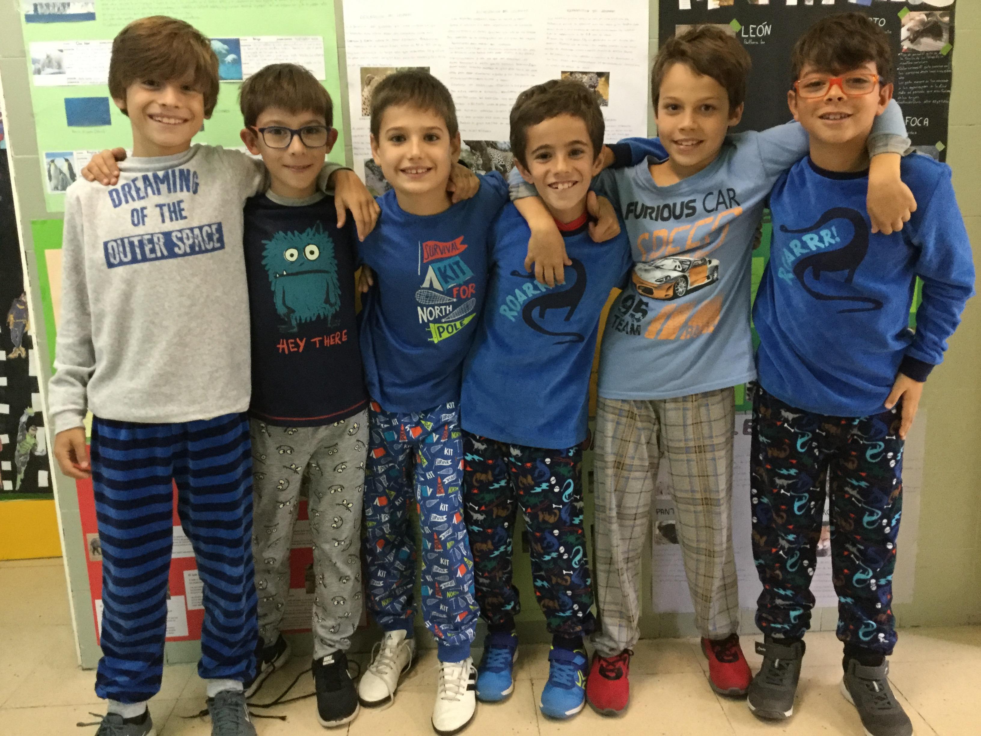 Fotos pijama 6