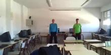 Baile para los juegos 2º y 3er ciclo