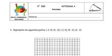 Actividades Grupos Interactivos IES El Carrascal Matemáticas 2ºFunciones