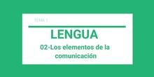 02- Los elementos de la comunicación II