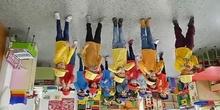 Infantil 5A despide 2020 con un ritmo muy navideño_CEIP FDLR_Las Rozas