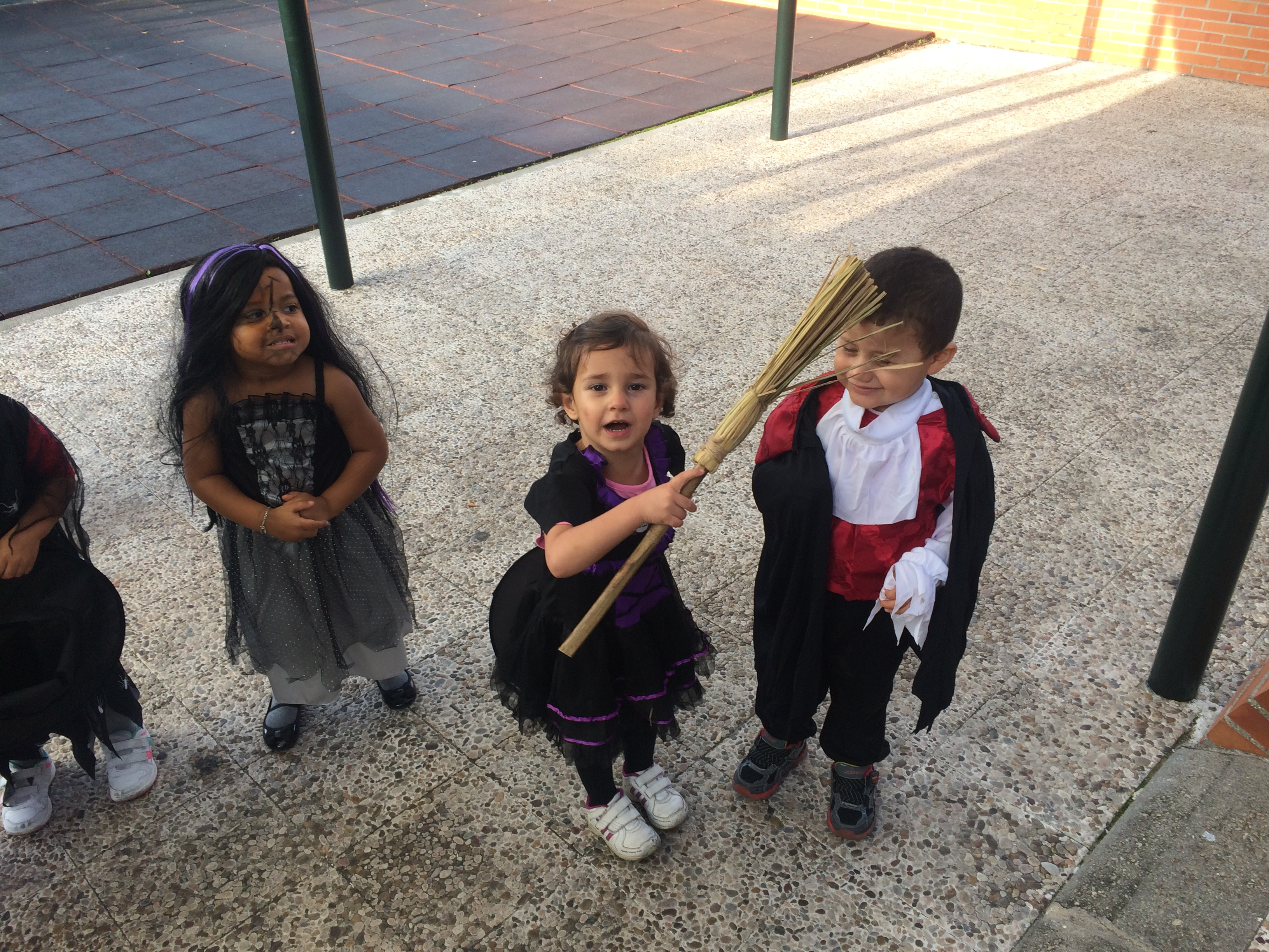 Halloween 2016 en Infantil 3 años A. 2