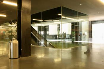 Interior de la Tate Modern, Londres