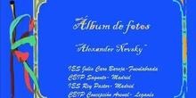 Álbum de fotos. ADOPTAR 2010-11 ALEXANDER NEVSKY