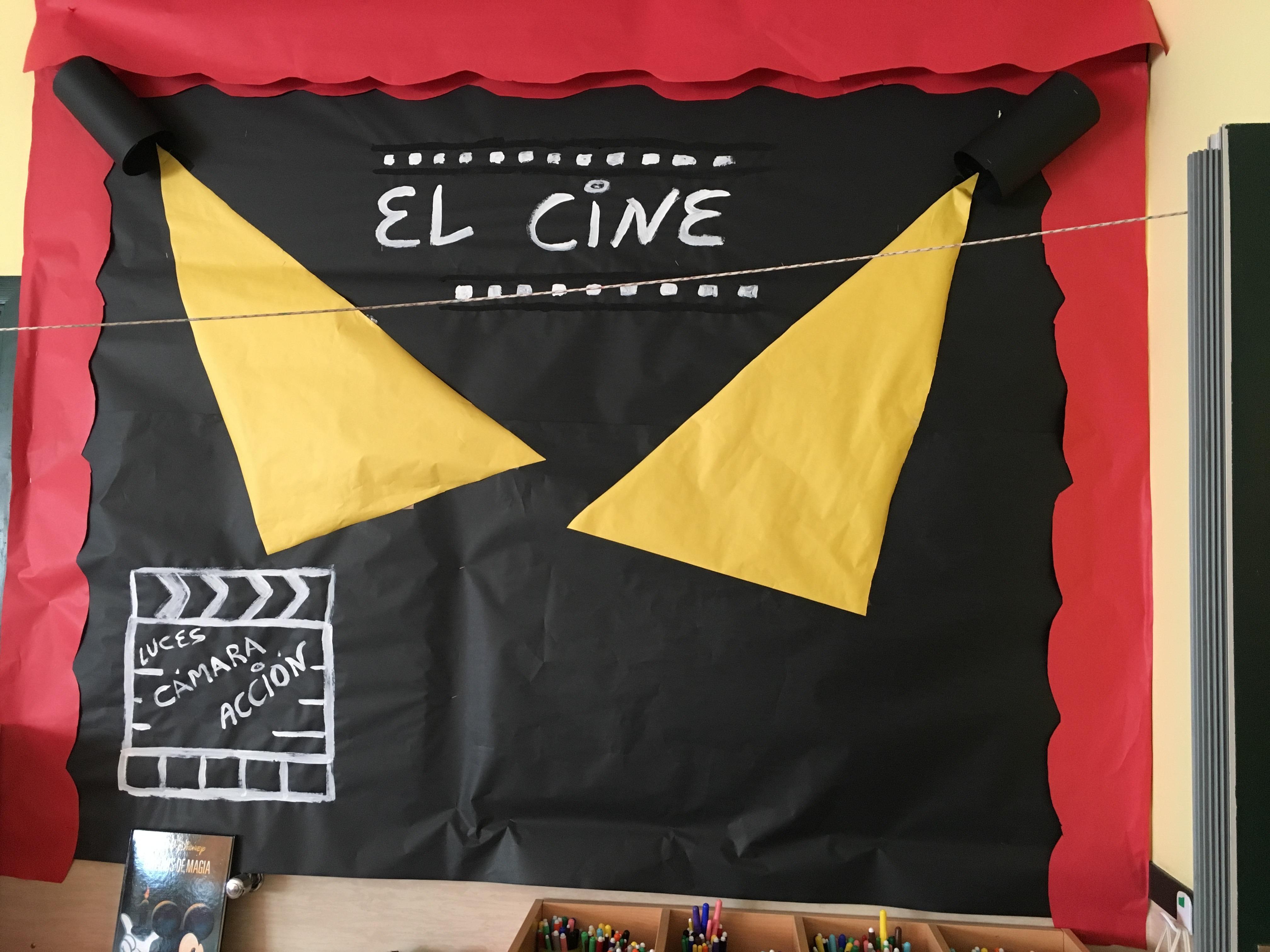 Proyecto El Cine 5