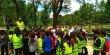5º A LA CASA DE CAMPO EN BICI.¡¡¡ BRAVO CAMPEONES!!! 4