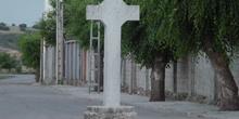 Monumento de cruz en Guadalix de la Sierra