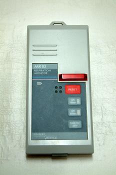 Monitor de apnea