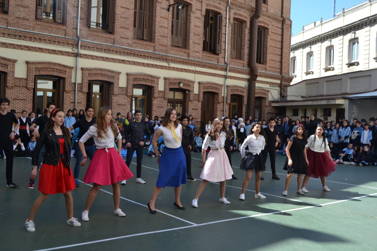 Jornadas Culturales y Depoortivas 2018 Bailes 1 24