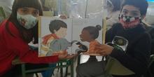 Día del libro en primaria