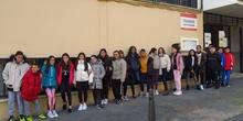 6º B Visita al laboratorio municipal de Getafe 2