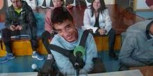 La radio viene al CPEE María Soriano