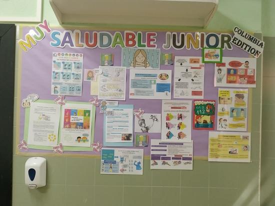 Rincón Saludable - Enfermería