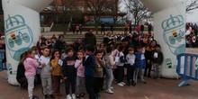 ( PRIMARIA ) I Carrera Solidaria del Día de la Paz y la No Violencia