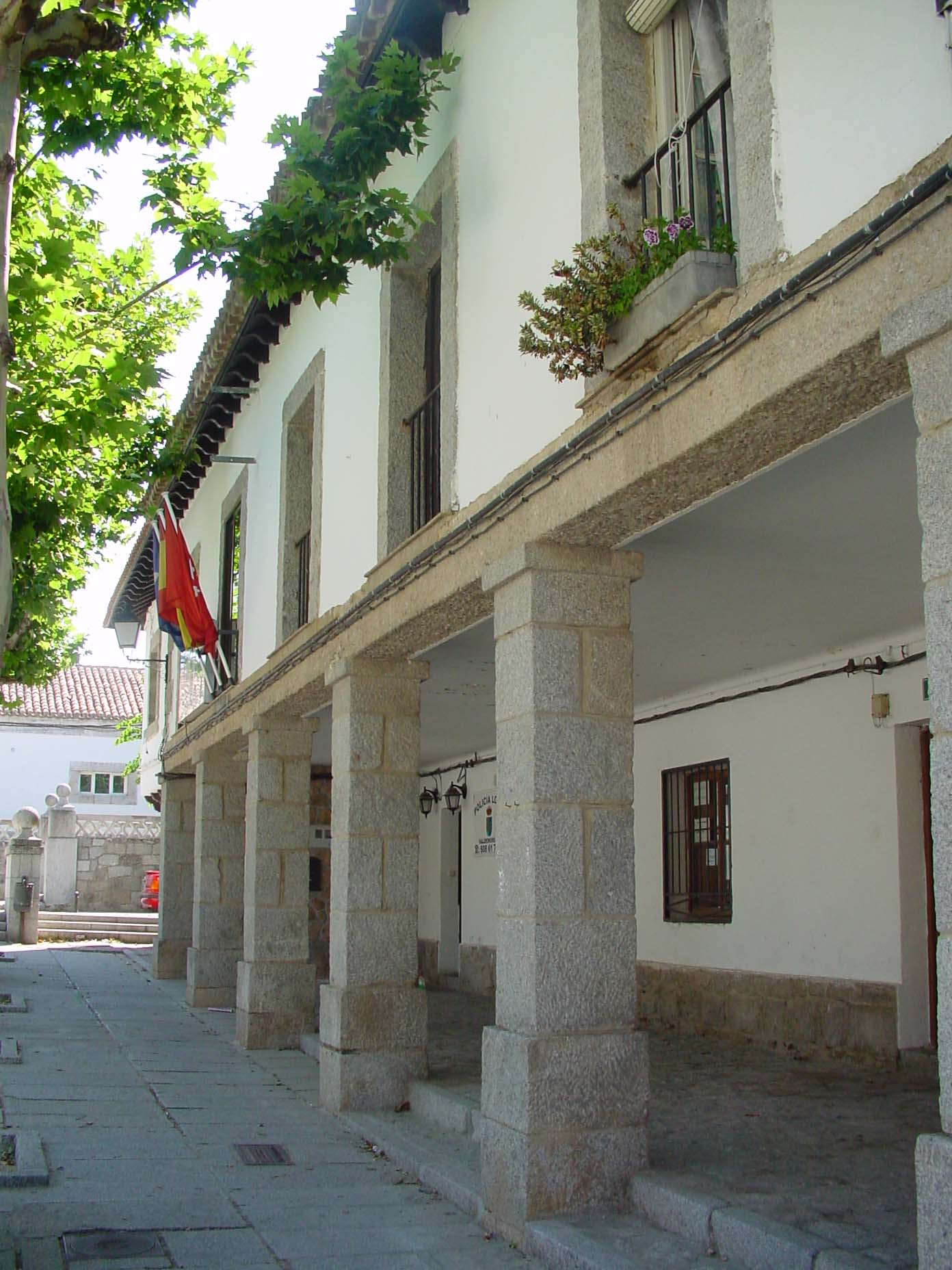 Plaza en Valdemorillo