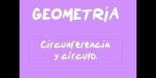 PRIMARIA - 3º - CIRCUNFERENCIA Y CÍRCULO - MATEMÁTICAS - FORMACIÓN