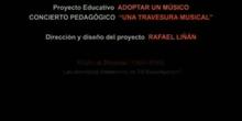 Concierto 1. R. STRAUSS. UNA TRAVESURA MUSICAL. Adoptar un Músico