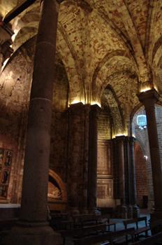 Bóveda de la girola, Catedral de ávila, Castilla y León