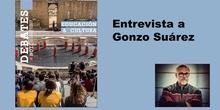 Entrevista: Revista Educación y Cultura_ Gonzo _Suárez