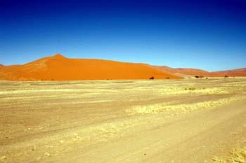 Montaña desértica, Namibia