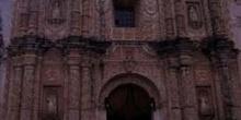 Iglesia de Santo Domingo en San Cristóbal de las Casas, México