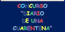 """Concurso """"Diario de una cuarentena"""""""