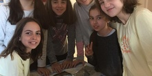 Centro de Interpretación de la Naturaleza. Montecarmelo. 6º curso. 27