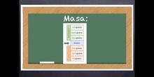 6º matemáticas longitud, masa y capacidad