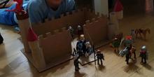 Castillos medievales - 3º de primaria 14