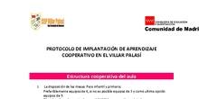 Protocolo implantación cooperativo Villar Palasí