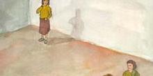 Las niñas: Las niñas en el orfanato