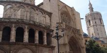 Exterior, Catedral de Valencia