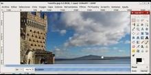 GIMP: disminuir el peso de una imagen