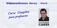 Webinar Curso Jaén Parte III
