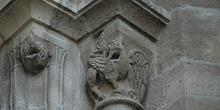Capitel de la Seo de Zaragoza